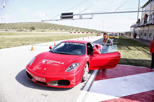 Pack Formula 3 + Ferrari, conduccion GT, monoplaza, copiloto